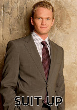 Barney Stinson: Suit Up