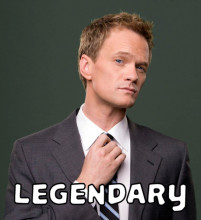 Barney Stinson: Legendary