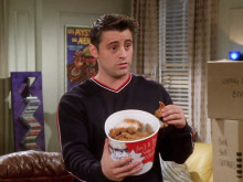 Joey Tribbiani: Food Quotes